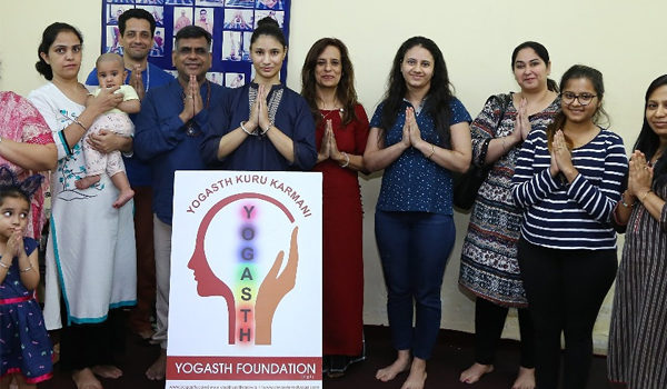 Yogasth Foundation course