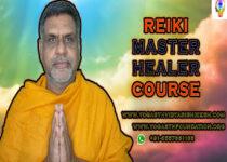REIKI MASTER HEALER COURSE
